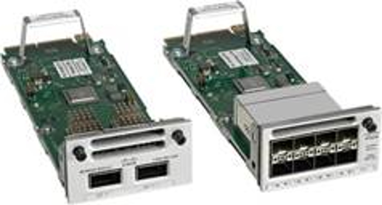 NEW Cisco C3850-NM-8-10G 8x10 Gigabit Ethernet Network Module for 3850 Switches