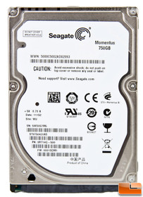 Seagate Momentus ST9750420AS - hard drive - 750 GB - SATA 3Gb/s (ST9750420AS)