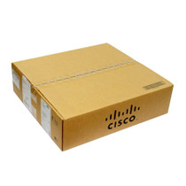 Cisco Catalyst WS-C3850-24S-E switch, 24 × 10/100/1000 SFP Optical ports (WS-C3850-24S-E)