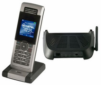 Mitel 5610 Cordless DECT Handset and IP DECT Stand (51301098) - RECERTIFIED