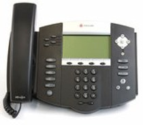 Polycom SoundPoint IP 560 PoE (2200-12560-025) Grade B - RECERTIFIED