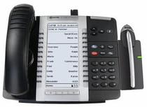 Mitel 5340 IP Phone with Mitel Cordless Headset - RECERTIFIED