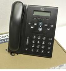 Cisco 6921 IP Phone w/Slimline Handset - RECERTIFIED