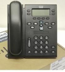 Cisco 6945 IP Phone w/Slimline Handset - RECERTIFIED