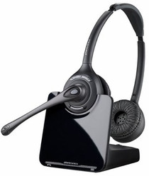 Plantronics CS520 Wireless Headset Package for Avaya Telephones - RECERTIFIED