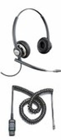 Plantronics HW720 Headset Package for Avaya Digital and IP Phones - RECERTIFIED