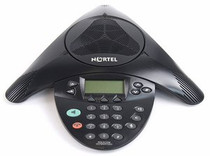 Nortel IP Audio Conference Phone 2033 w/PoE Module and Power Supply (NTEX11EA70E6) - RECERTIFIED