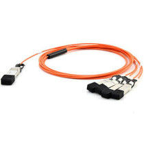 CISCO QSFP-4X10G-AOC10M 10M 40G ACT OPT QSFP-4SFP CABLE (QSFP-4X10G-AOC10M) - RECERTIFIED