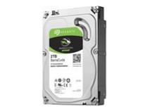 Seagate Barracuda ST2000DM006 - hard drive - 2 TB - SATA 6Gb/s (ST2000DM006) - RECERTIFIED