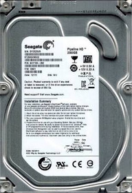 SEAGATE ST2000VM002 PIPELINE HD 2TB 5900RPM SATA 3GB/S 64MB BUFFER 3.5INCH INTERNAL HARD DISK DRIVE (ST2000VM002). (ST2000VM002) - RECERTIFIED