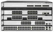 Cisco Catalyst 3750-24PS-E with 24 Ethernet 10/100 ports with IEEE 802.3af and Cisco prestandard PoE and two SFP uplinks (WS-C3750-24PS-E) - RECERTIFIED
