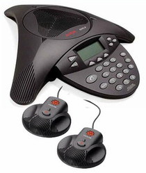 Avaya 4690 IP Speakerphone w/External Microphones (700411176) - RECERTIFIED