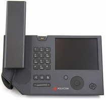 Polycom CX700 IP Phone (2200-31410-025) - RECERTIFIED