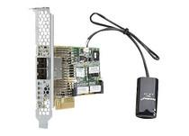 HPE Smart Array P431/4GB with FBWC - storage controller (RAID) - SATA 6Gb/s( 698532-B21) - RECERTIFIED