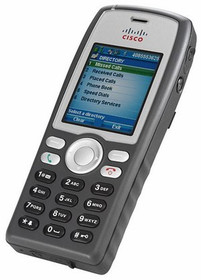 Cisco 7925G Unified Wireless IP Phone (CP-7925G-A-K9=) - RECERTIFIED