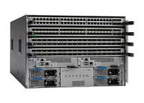 Cisco Nexus 9504 - switch - rack-mountable (N9K-C9504) - RECERTIFIED