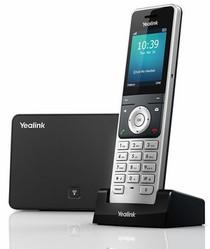Yealink W56P DECT Cordless Handset w/Base - RECERTIFIED