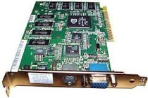DELL - NVIDIA GEFORCE2 MX 64MB AGP VIDEO CARD (3K538).GEFORCE-3K538