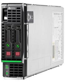 HP 745915-S01 PROLIANT BL460C G8 S-BUY- 2X INTEL XEON 10-CORE E5-2670V2/ 2.5GHZ 50MB L3 CACHE, 64GB DDR3 RAM, 1X SMART ARRAY P220I/512MB FBWC, 2X10GB 534FLB FLEXFABRIC ADAPTER, BLADE SERVER.