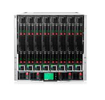 HP 728352-B21 PROLIANT BL660C GEN9 CTO MODEL - NO CPU, NO RAM, NO HDD, 2X 10GB 2-PORT 536FLB FLEXIBLELOM ADAPTER, 4U BLADE SERVER.