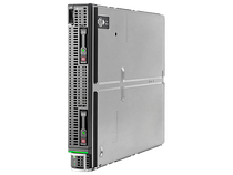 HP - PROLIANT BL660C G8 BASE MODEL - 4X XEON E5-4620V2/2.6GHZ 8-CORE, 128GB DDR3 SDRAM, 2X 10GIGABIT ETHERNET, HP SMART ARRAY P220I CONTROLLER WITH 512MB FBWC, BLADE SERVER (727958-B21).