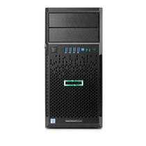 HP 872659-001 PROLIANT ML30 GEN9 PERFORMANCE MODEL - 1X INTEL XEON QUAD-CORE E3-1240V6/ 3.7GHZ, 8GB(1X8GB) DDR4 SDRAM, SMART ARRAY B140I, 1GB 2-PORT BROADCOM 5720 ADAPTER, 1X 460W RPS 4U TOWER SERVER.