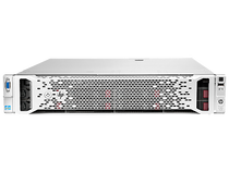 HP - PROLIANT DL380P G8 - 1X XEON E5-2640V2/2.0GHZ 8-CORE, 16GB DDR3 SDRAM, HP SMART ARRAY P410I/1GB FBWC, 8SFF SAS/SATA HDD BAYS, 460W PS 2U RACK SERVER (748594-001).