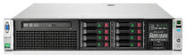 HP 734793-S01 PROLIANT DL380P G8 S-BUY- 2X XEON 10-CORE E5-2670 V2/2.5GHZ, 32GB DDR3 RAM, 8SFF SAS/SATA HDD BAYS, HP SMART ARRAY P420I/1GB FBWC (RAID 0/1/1+0/5/5+0), HP FLEXFABRIC 10GB 2-PORT 533FLR-T ADAPTER, 2X 750W PS, 2U RACK SERVER.