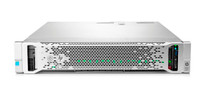 HP 741064-B21 PROLIANT DL560 GEN9 ENTRY MODEL - 2X INTEL XEON 10-CORE E5-4610V3/ 1.7GHZ, 32GB(2X16GB) DDR4 SDRAM, SMART ARRAY B140I, 1GB 4P 331FLR ADAPTER, 1X 1200W PS 2U RACK SERVER.