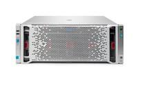 HP 793161-B21 PROLIANT DL580 G9 CTO MODEL (SFF) - INTEL XEON C602J CHIPSET WITH NO CPU, NO RAM, SMART ARRAY P830I, NO PS 4U RACK SERVER.