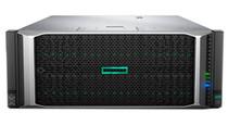 HPE 869848-B21 PROLIANT DL580 GEN10 2X INTEL XEON GOLD 14-CORE 5120 / 2.2GHZ, 64GB-R (4X 16GB), SMART ARRAY P408I-P WITH 2GB FBWC, 2 X 10 GIGABIT ETHERNET, 4X800W PS, BASE MODEL, 4U RACK SERVER. MFG
