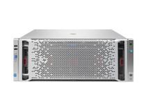 HP - PROLIANT DL580 G9 - 2X INTEL XEON E7-8880V3/2.3GHZ 18-CORE, 128GB DDR4 SDRAM, SMART ARRAY P830I WITH 2GB FBWC, 4X GIGABIT ETHERNET, 2X 1200W HOT PLUG POWER SUPPLIES, 4U RACK SERVER (793309-S01).