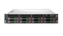 HP 840616-S01 PROLIANT DL80 GEN9 SMART BUY MODEL (8LFF) - 1X INTEL XEON 8-CORE E5-2620V4/ 2.1GHZ, 8GB DDR4 SDRAM, SMART ARRAY P440 WITH 2GB FBWC, 1GB 2PORT 361I ETHERNET ADAPTER, 1X 900W PS 2U RACK SERVER.