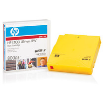 HP - LTO ULTRIUM-3 400/800GB RW DATA CARTRIDGE (C7973-60010).