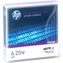 HP - LTO ULTRIUM-6 2.5TB/6.25TB REWRITABLE DATA CARTRIDGE (C7976A). MINIMUM ORDER 5 PCS.