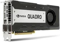HP C2J96AA NVIDIA QUADRO K6000 PCI EXPRESS X16 12GB GDDR5 SDRAM VIDEO CARD.