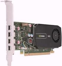 HP C2J98AA NVIDIA QUADRO NVS 510 2GB GFX EXPRESS X16 2GB GDDR5 SDRAM GRAPHICS CARD.