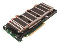 HP SH409A NVIDIA TESLA M1060 VIDEO CARD 4GB PCI-E X16.