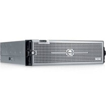 DELL MD1000 POWERVAULT MD1000 - NO CPU NO RAM 2X CONTROLLER 2X POWER BEZEL RAILS WITH A PERC 6/E CONTROLLER.