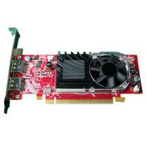 DELL W459D ATI RADEON HD 3470 PCI EXPRESS 2.0 X16 256MB FULL HEIGHT GDDR2 SDRAM GRAPHICS CARD W/O CABLE.
