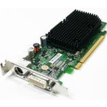 DELL JJ461 ATI RADEON X1300 PRO 256MB PCI-EXPRESS X16 DUAL VGA HALF HEIGHT GRAPHICS CARD.