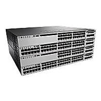 Cisco Catalyst 3850-48P-E - switch - 48 ports - managed - rack-mountable