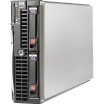 HPE ProLiant BL460c G7 Server - Xeon X5650 2.66 GHz - 6 GB RAM - No HDD - Matrox MGA G200 (603259-B21)
