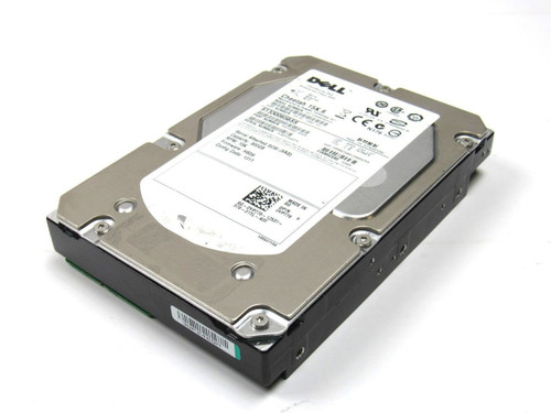 Dell 300-GB 3G 15K 3.5 SAS (YP778) - RECERTIFIED