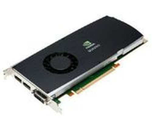 HP - NVIDIA QUADRO FX 3800 1GB PCIE 3D GRAPHICS CARD FOR WORKSTATION (598025-B21).