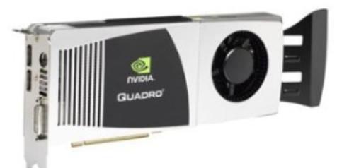 HP 490566-003 NVIDIA QUADRO FX 4800 PCI EXPRESS X16 1.5 GB GDDR3 SDRAM VIDEO CARD.