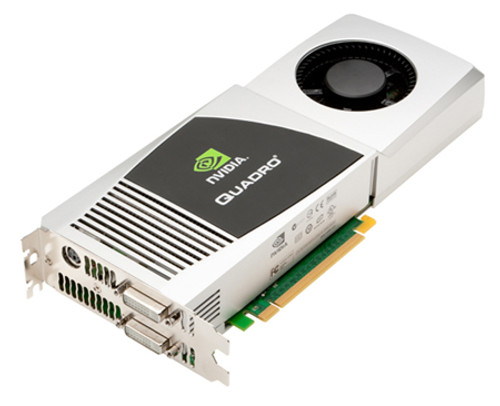 HP 536796-001 NVIDIA QUADRO FX4800 1.5GB PCI-E GDDR3 VIDEO GRAPHICS CARD FOR WORKSTATION.