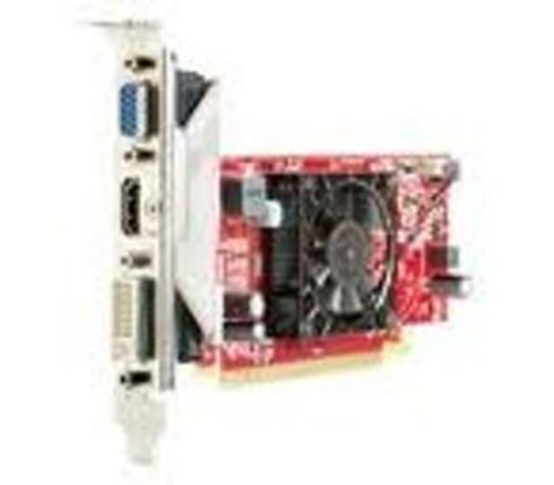 HP - ATI RADEON HD4350 PCI-E X16 512MB DDR2 VGA/DVI/HDMI GRAPHICS CARD (517123-001).