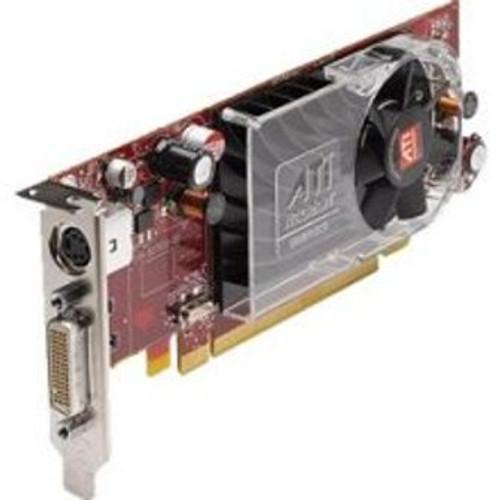 HP 462477-001 ATI RADEON HD 2400 XT 256MB GDDR2 PCIE X16 LOW PROFILE GRAPHICS CARD ONLY.