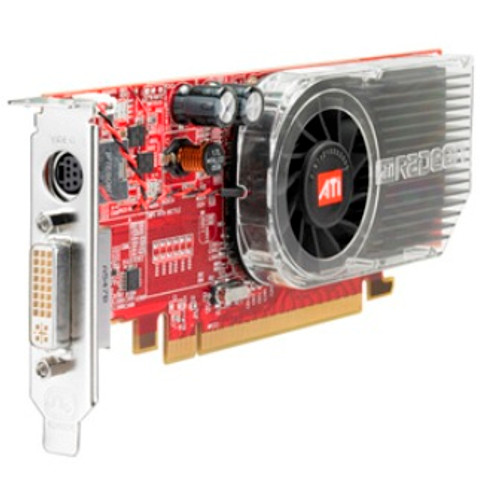 HP - ATI X1300(RV516)256MB PCI-E DDR2 SDRAM DUAL-HEAD LOW PROFILE GRAPHICS CARD (432747-001).